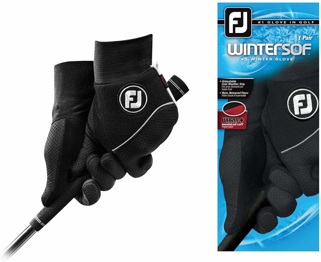 cold weather gloves for golfing