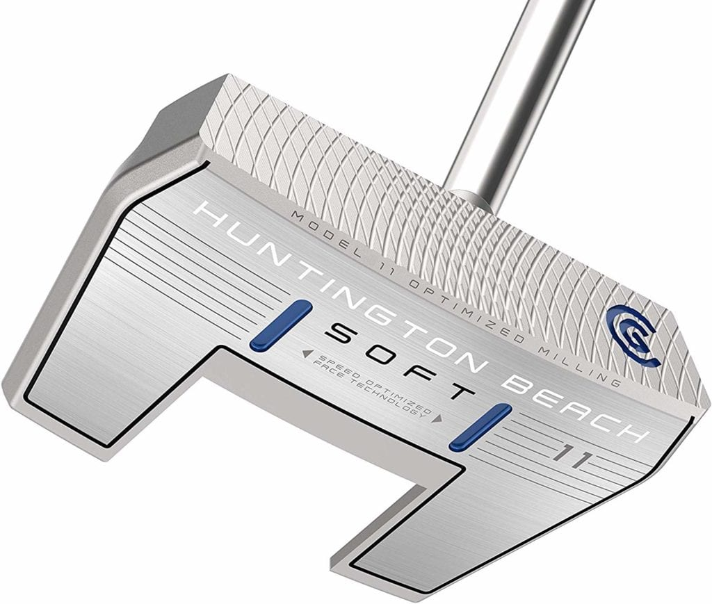best putters with the shaft in the centre