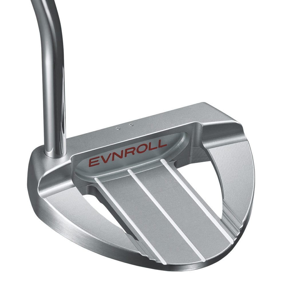 centre shaft putters