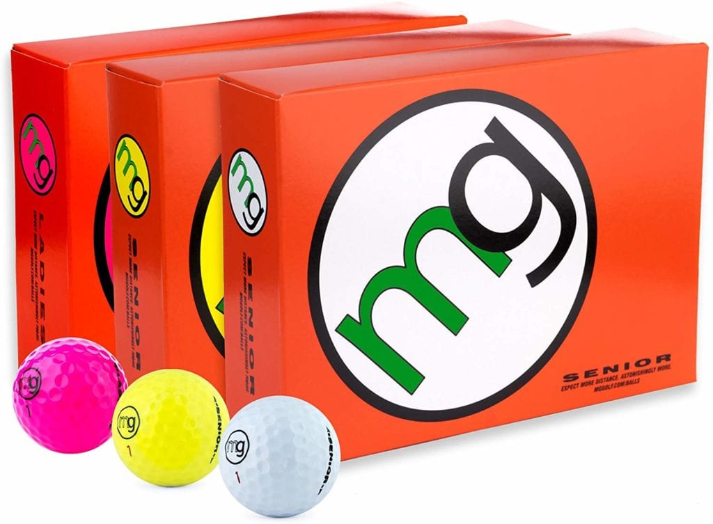 non conforming golf balls