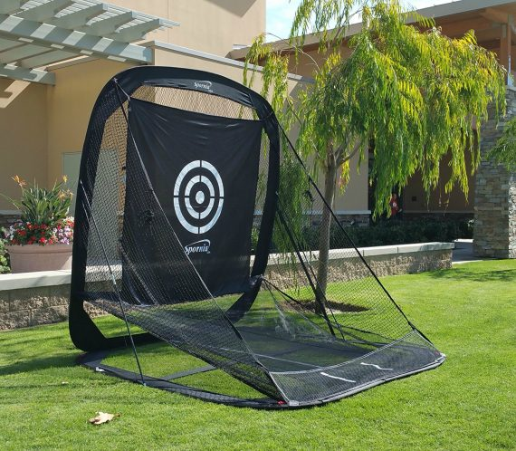 golf range net for home