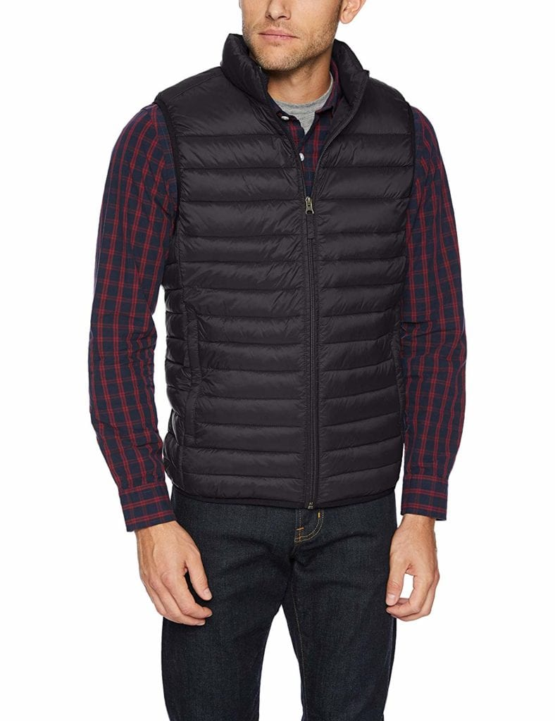 best winter golf vest