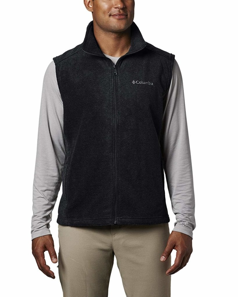 best winter golf vests