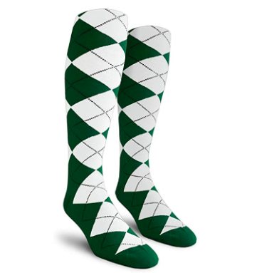 best argyle golf socks