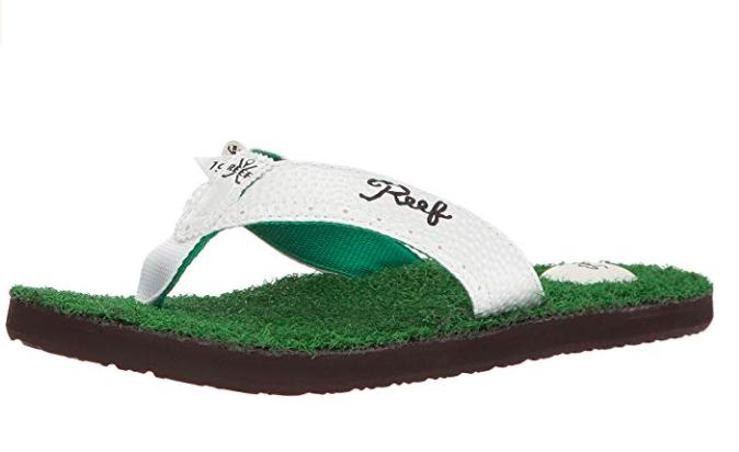 best golf flip flops