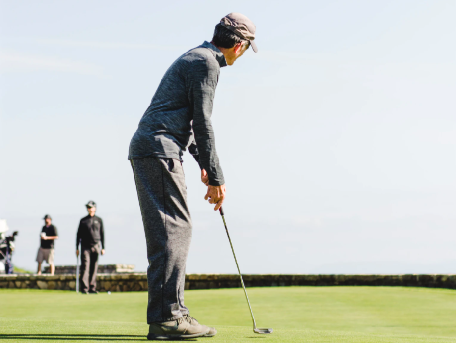 what is a shamble in golf