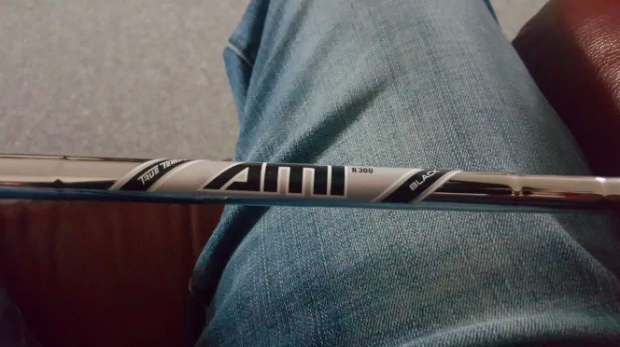 how to remove stickers from golf club